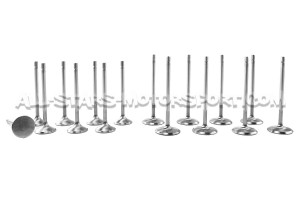 Ferrea Competition Plus Engine Valves x16 for Subaru Impreza WRX STI 01-07
