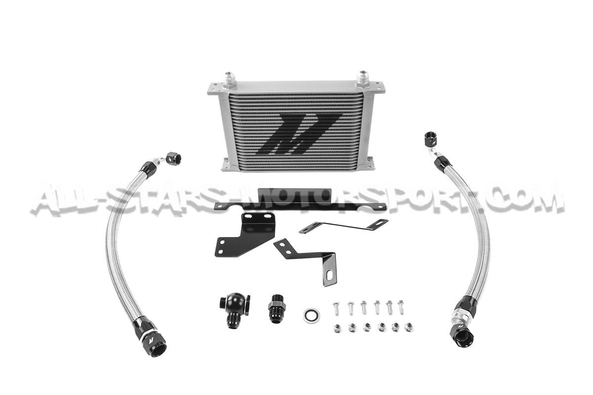 Mitsubishi Lancer Evolution 8 / 9 Mishimoto Oil Cooler Kit