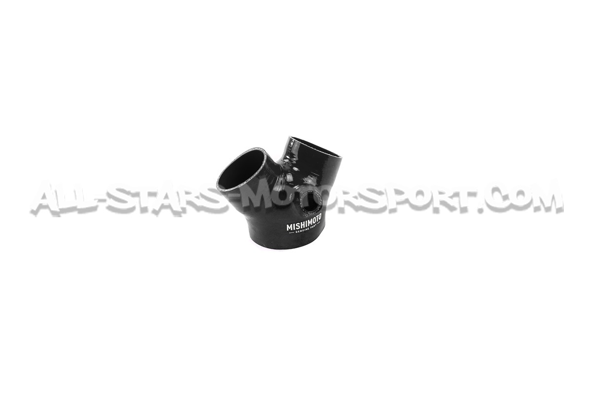 Audi S4 Mishimoto Silicone Throttle Body Hose