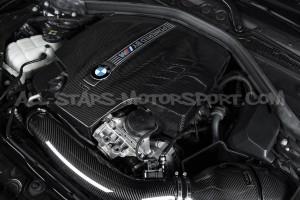 Couvre moteur carbone Eventuri pour BMW M2 F87 N55