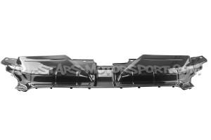 Tapa de radiador / difusor de aire de carbono Eventuri para Audi RS5 B8