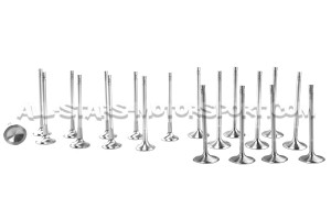 Ferrea Competition Plus Engine Valves x20 for Audi RS3 8V / TTRS 8S 2.5 TFSI DAZA