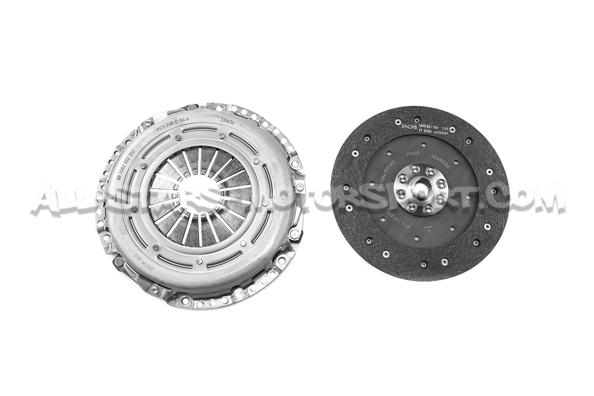Sachs Performance Clutch Kit 550+ Nm for Audi S3 8V and Audi TTS 8S Mk3