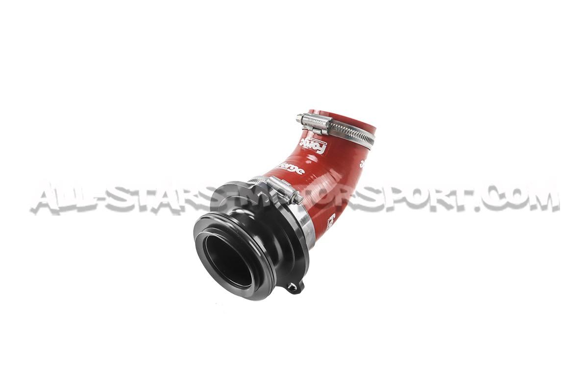Outlet de turbo muffler delete Forge pour 2.0 TFSI K04