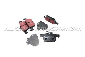 Plaquettes de frein arrière Racingline Performance pour Golf 7 GTI / Golf 7 R / S3 8V / Leon 3 Cupra / TT 8S