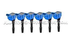Bobinas de ecendido APR azul para Audi S4 / RS4 B9 y S5 / RS5 B9 2.9 / 3.0 TFSI