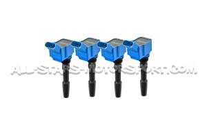 Bobinas de ecendido APR azul para S3 8V / Golf 7 GTI / R / Leon 3 Cupra / TT 8S 2.0 TFSI EA888.3