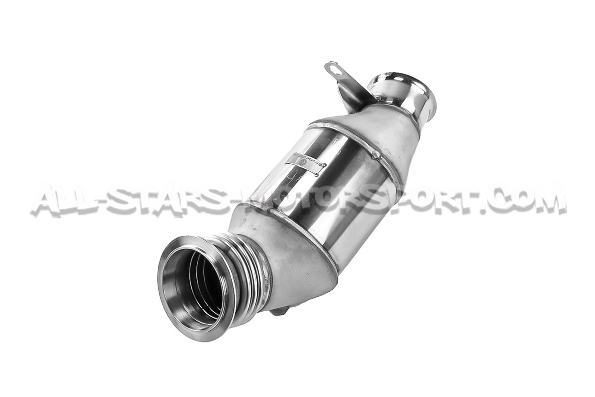 Downpipe con catalizador deportivo Wagner Tuning para BMW 135i F2x / 335i F3x 11-13