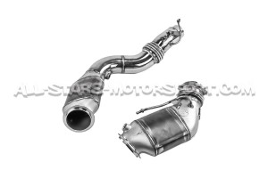 Downpipe con catalizador deportivo Wagner Tuning para BMW M3 / M4 F8x / M2C