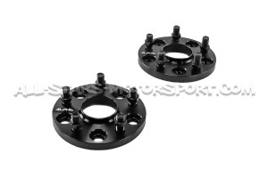 Alpha Competition 15mm Wheel Spacers for Honda Civic Type R FK2 / FK8