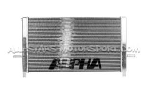 Intercambiador central radiador de carga Alpha Performance para Mercedes CLA y A45 AMG W176