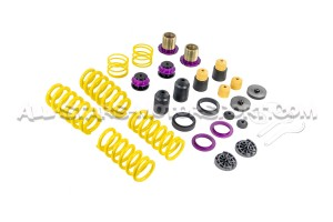 KW Height Adjustable Coil Springs for Audi RS6 / RS7 C8