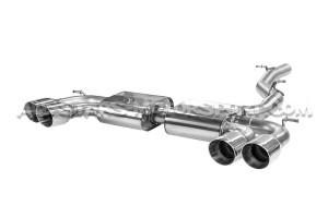 Catback / GPF-back Scorpion pour Golf 7.5 R