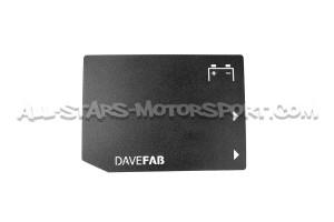 Couvre batterie Davefab pour Mazda MX5 NC