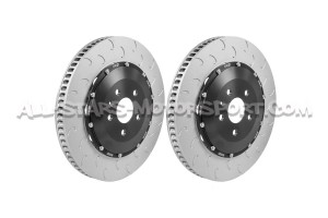 034 Motorsport 2-Piece Floating Front Brake Discs for Audi RS3 8.5V