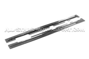Lips de taloneras Maxton Design Racing Durability para Ford Fiesta ST Mk8