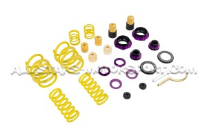 KW Height Adjustable Coil Springs for Audi TTS / TTRS 8S