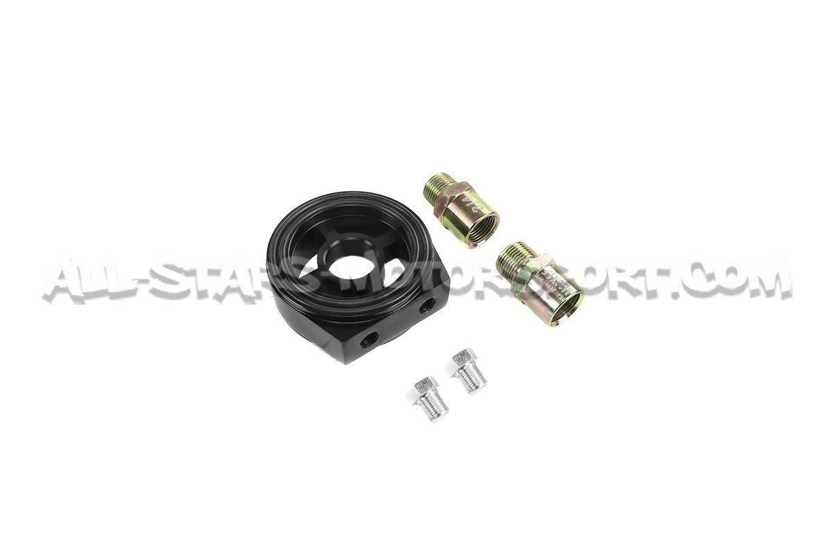 Alpha Competition Audi Oil Filter Sandwich Plate Adapter