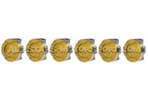 Pistons forgés JE Pistons pour BMW M3 F80 / M4 F8x / M2C S55