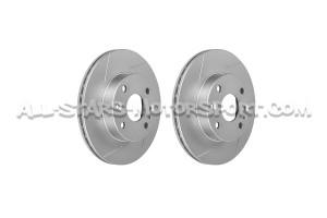 Disques de frein avants rainurés Dixcel SD pour Mazda MX5 NA 1.6