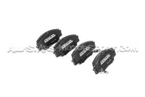 Pastillas de freno delanteras Dixcel Extra Speed para Honda Civic Type R EP3 / FN2