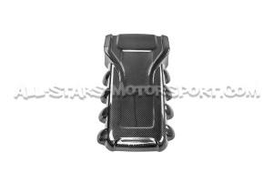 Tapa de motor de fibrs de carbono Eventuri para Audi RS4 / RS5 B8