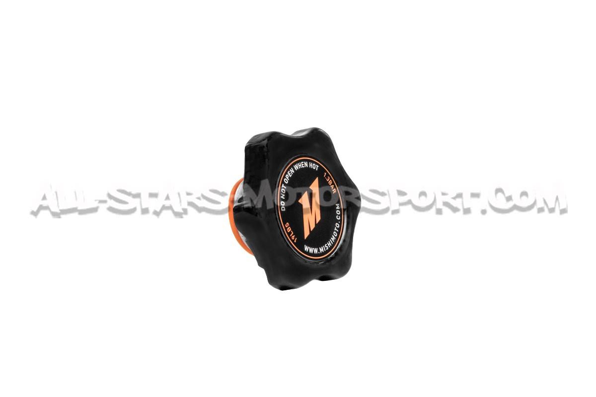 Mishimoto 1.3 bars black or carbon fiber radiator cap