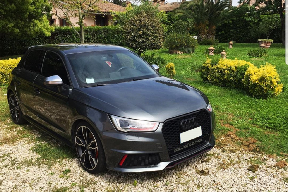 Antonio Audi S1