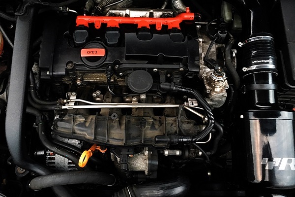 Jason VW Golf GTI Motor