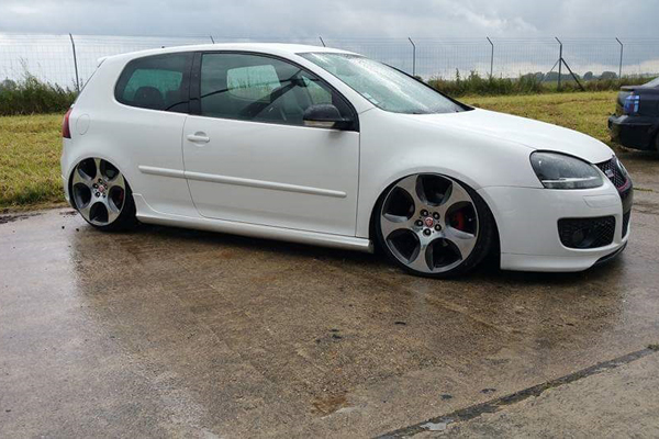MK5 Air ride