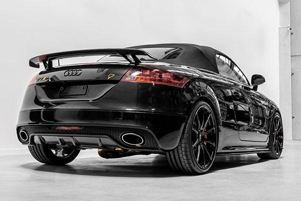 Audi TT RS tuned